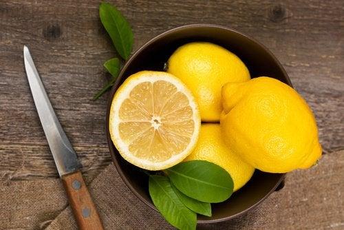 Zeama de lămâie poate echilibra pH-ul organismului
