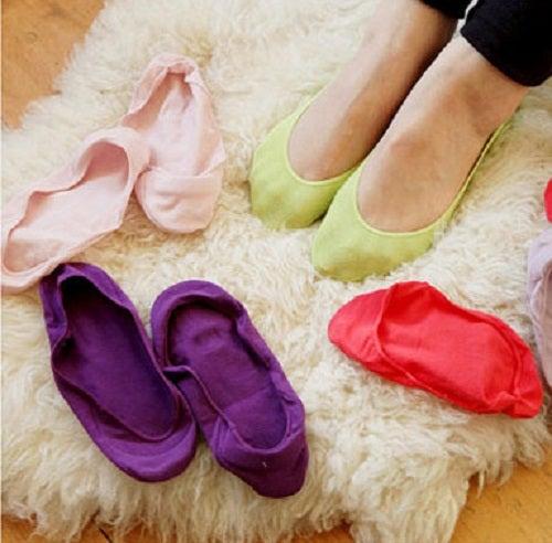 Șosetele te ajută să-ți lărgești pantofii