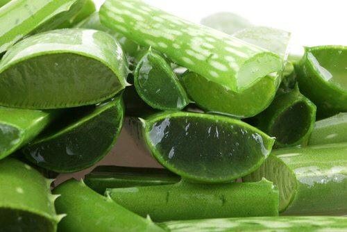 Aloe vera te ajută să obții un abdomen ferm
