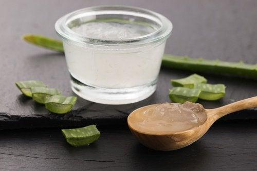 Aloe vera ajută la tratarea gastritei