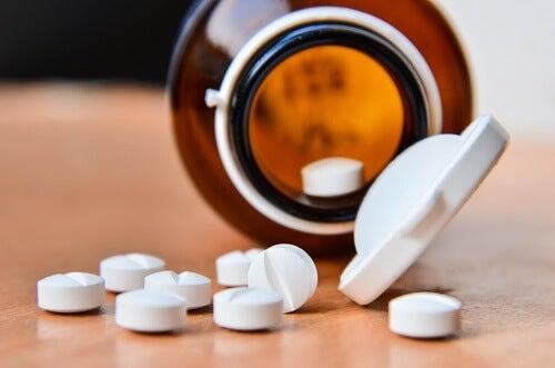 Aspirină pentru bătături adânci