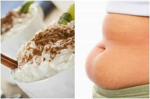 Budinca de orez te ajută să pierzi în greutate