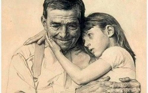 Bunicii nu mor, trăiesc în amintiri și în inimile noastre