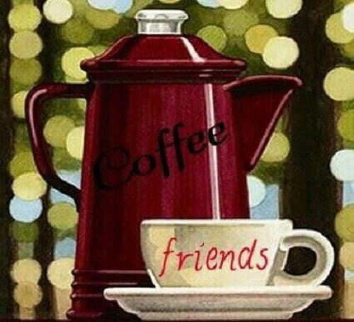 Să bei o cafea cu prietenii este benefic