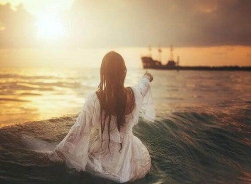 Descoperirea de sine necesită uneori să te pierzi