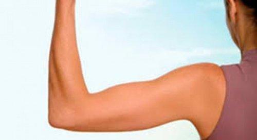 Următoarele exerciții pentru brațe ard grăsimea acumulată