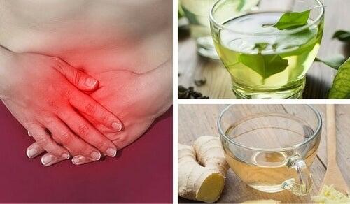 Există diverse infuzii ce te ajută să tratezi flatulența