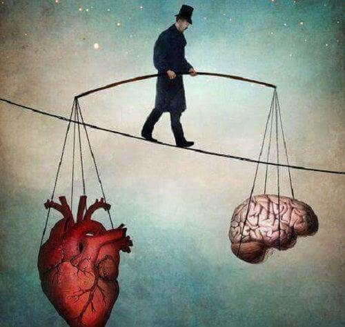Creierul percepe o ceartă ca pe o furtună de care trebuie să se apere