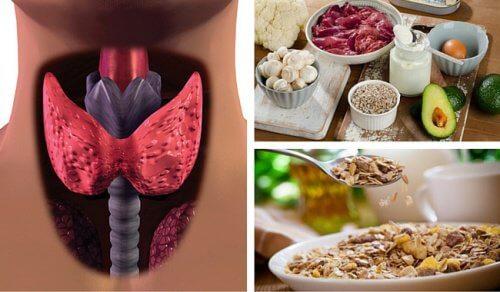 Trebuie să adopți o alimentație sănătoasă ca să eviți hipotiroidismul