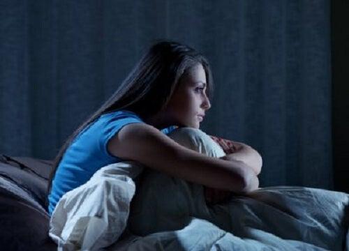 Stresul cauzează insomnia