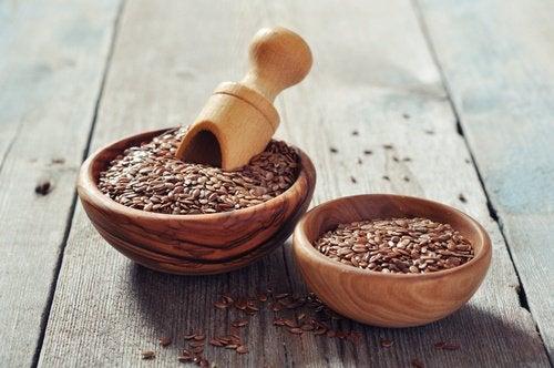 Cum să-ți detoxifiezi colonul cu semințe de in