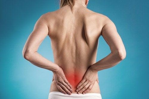 Simptome ale rinichilor bolnavi precum durerea de spate