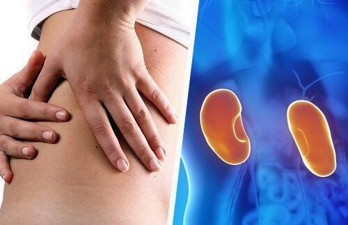 7 simptome ale rinichilor bolnavi