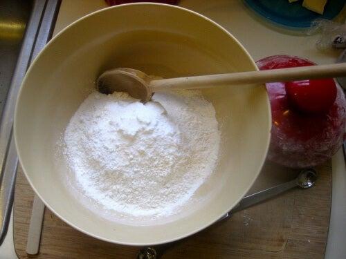 Utilizări ale bicarbonatului de sodiu în bucătărie