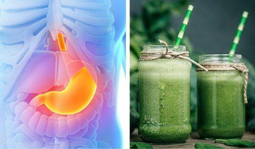 Arsurile la stomac pot fi tratate în 15 zile