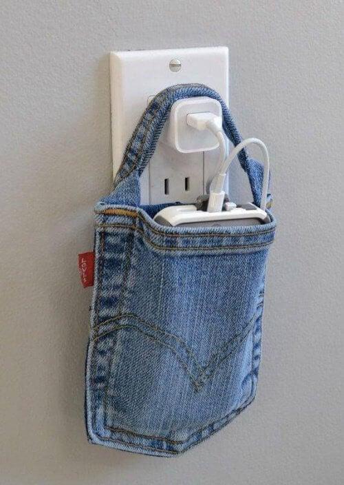 Cum să reutilizezi blugii vechi fiind creativ