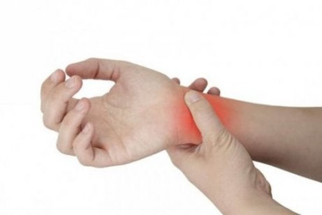 inflamația tendonului la încheietura mâinii