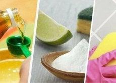 Următoarele soluții naturale te ajută să cureți chitul dintre rosturi