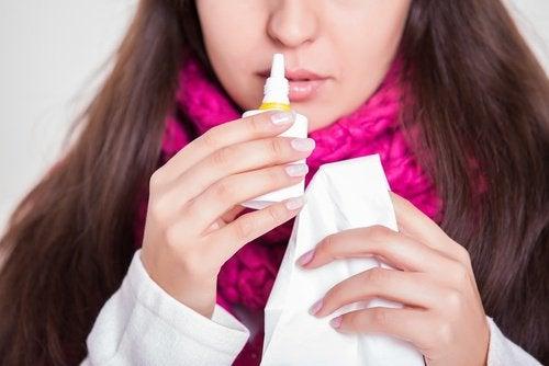 Cum să-ți desfunzi nasul cu produse naturale