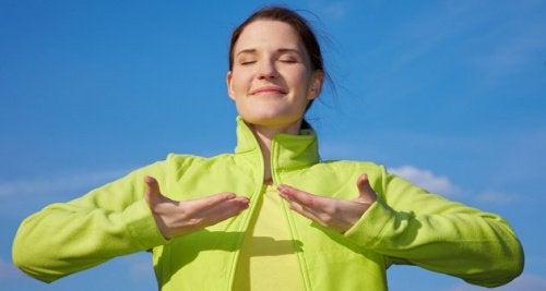 Cum să-ți desfunzi nasul și să respiri bine