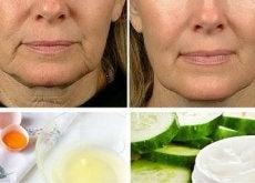 Următoarele remedii naturiste te ajută să previi lăsarea pielii feței