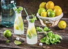 Limonada cu mentă te ajută să obții un abdomen plat