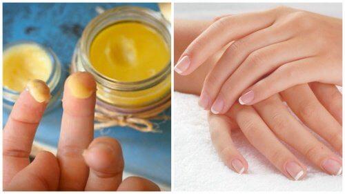 Pielea de pe mâini - tratament pentru întinerire