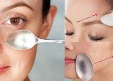 Acest masaj facial cu lingura reduce problemele pielii