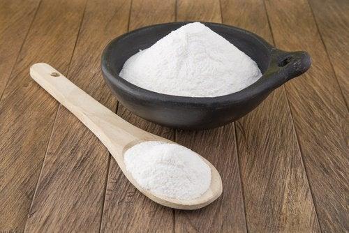 Bicarbonat de sodiu pentru a elimina mucegaiul