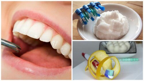 Următoarele remedii naturiste te ajută să îndepărtezi placa bacteriană