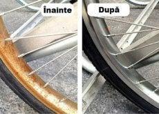 Rugina deteriorează obiectele din metal