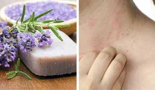 Săpun de casă pentru dermatită și piele sensibilă