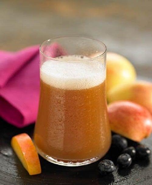 Sucul de mere reduce inflamațiile din corp
