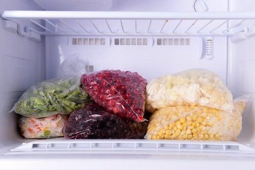 Anumite alimente nu se țin în congelator
