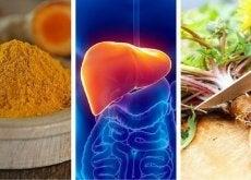 Ficatul poate fi îngrijit cu plante medicinale