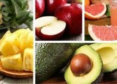 Următoarele fructe sunt foarte benefice pentru organism