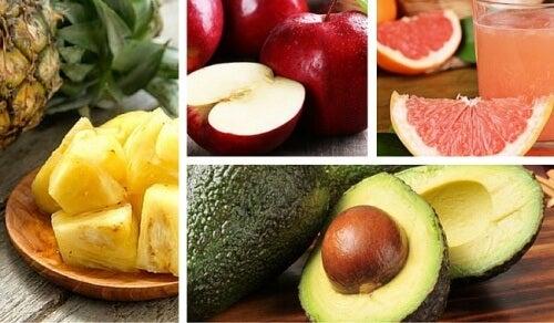 Cele mai benefice fructe pentru organism