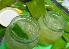 Gelul de aloe vera poate fi preparat acasă
