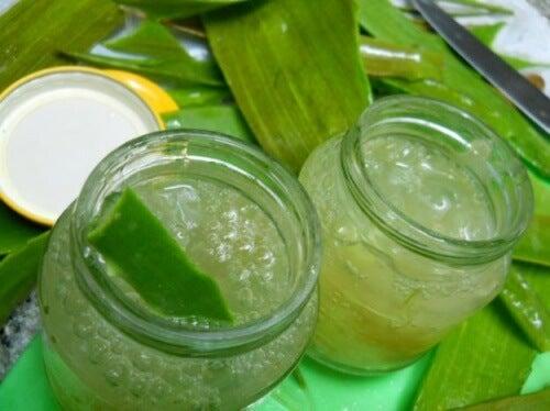 Cum să prepari acasă un gel de aloe vera natural