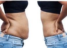 Grăsimea abdominală se acumulează dacă avem obiceiuri nesănătoase