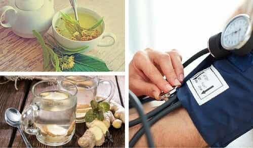 Hipotensiunea arterială – 6 remedii naturiste