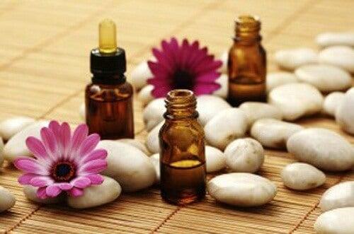 Aromaterapia ameliorează spasmele musculare