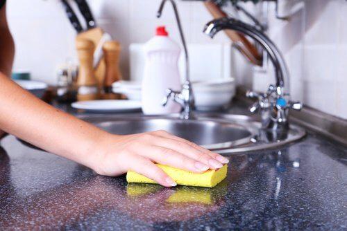 Bureții de bucătărie – pericole ascunse