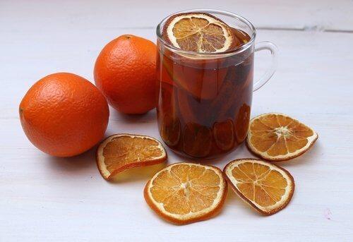 Ceaiul de portocal îți asigură un somn odihnitor
