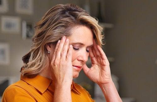 Stresul cronic poate fi cauzat de dezechilibrele hormonale