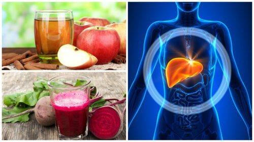 Detoxifiază-ți ficatul cu 5 băuturi naturale