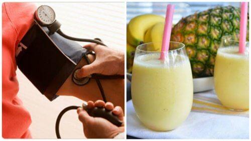 Poți combate hipertensiunea cu un shake natural