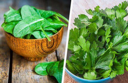Consumă legume verzi ca să-ți vindeci ficatul