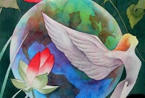 Poți să îți găsești liniștea sufletească și echilibrul mult dorit