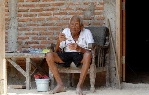 Mbah Gotho este cel mai bătrân om din lume